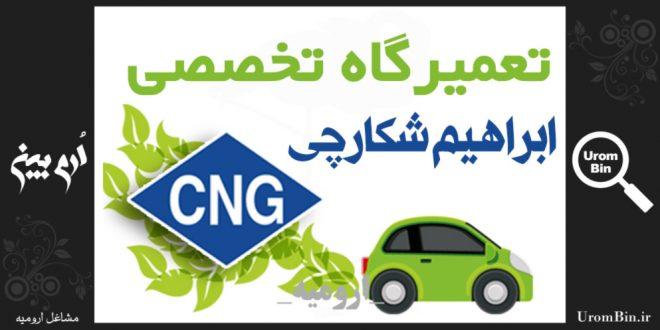 تعمیرات تخصصی CNG ابراهیم شکارچی