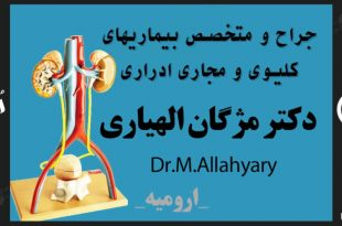 دکتر مژگان الهیاری جراح و متخصص بیماریهای کلیه و مجاری ادراری