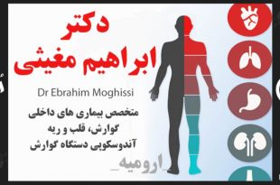 دکتر ابراهیم مغیثی متخصص بیماریهای داخلی