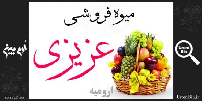 میوه فروشی عزیزی azizi Fruit shop