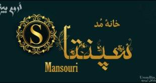 خانه مد سپنتا منصوری