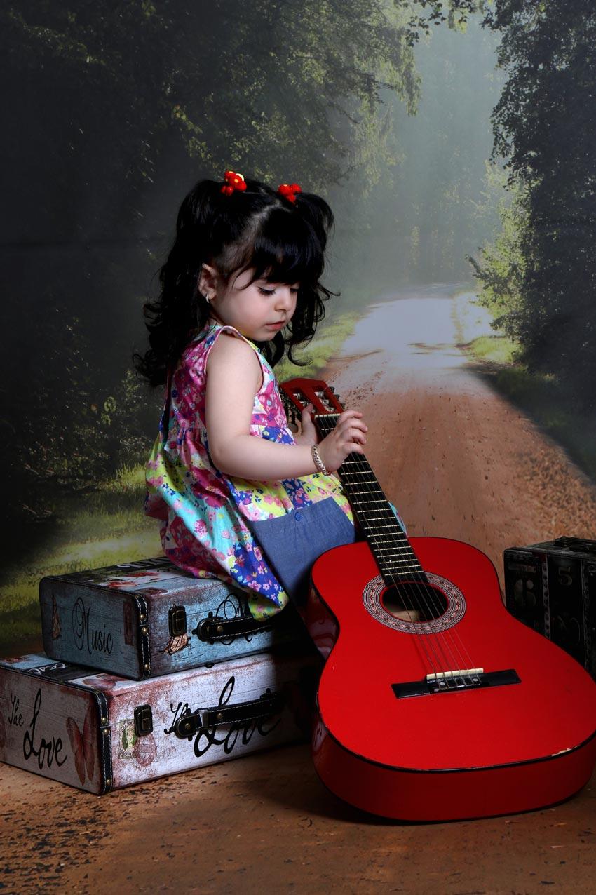 آتلیه هروس عکس کودک