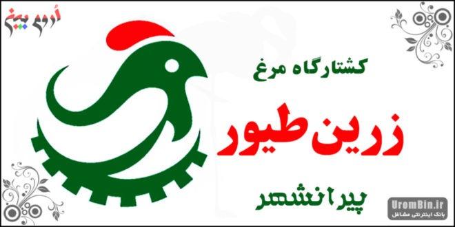 کشتارگاه مرغ زرین طیور پیرانشهر