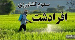سموم کشاورزی افرا دشت