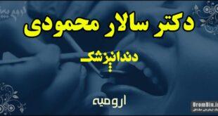 دکتر سالار محمودی ارومیه