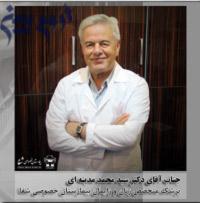 دکتر سید محمد مدینه ای