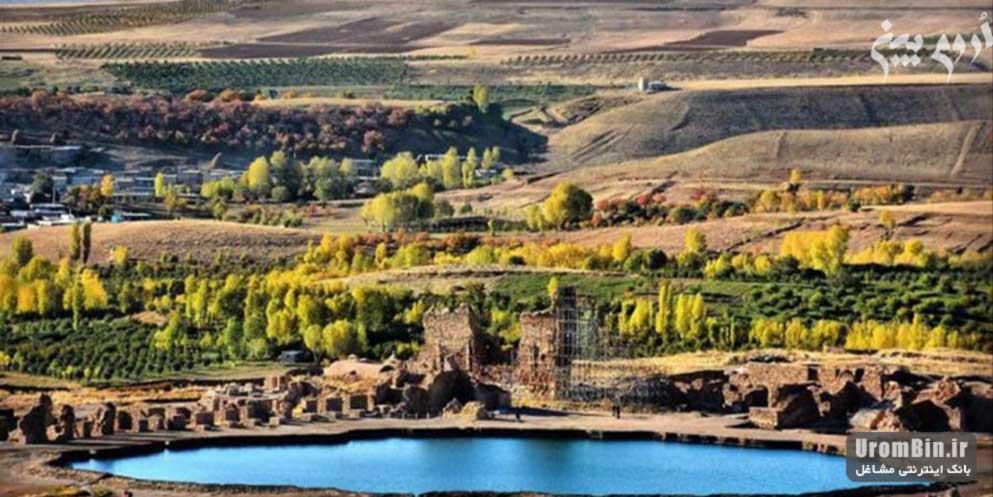 دریاچه-تخت-سلیمان