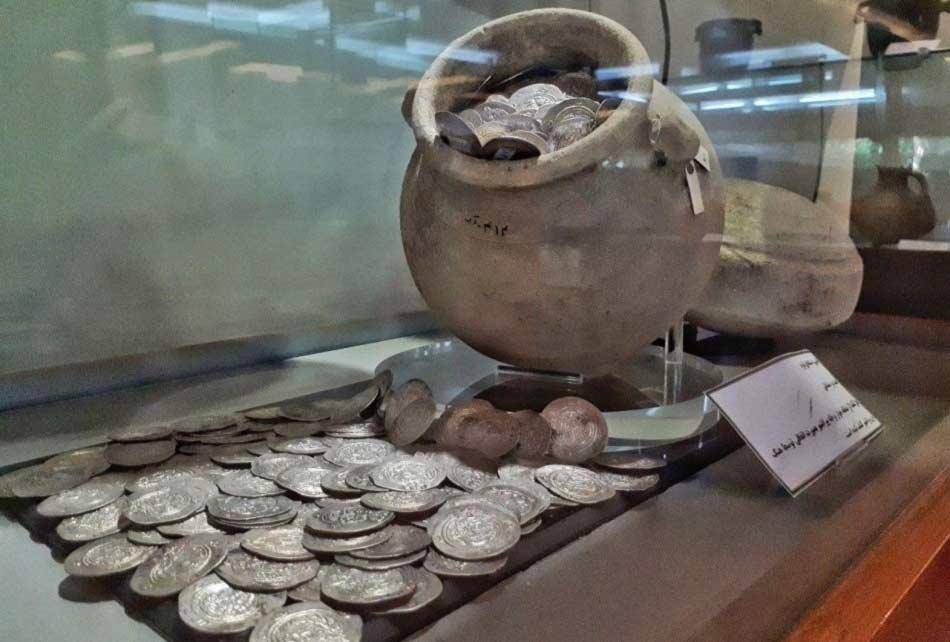 سکه-در-موزه-ارومیه