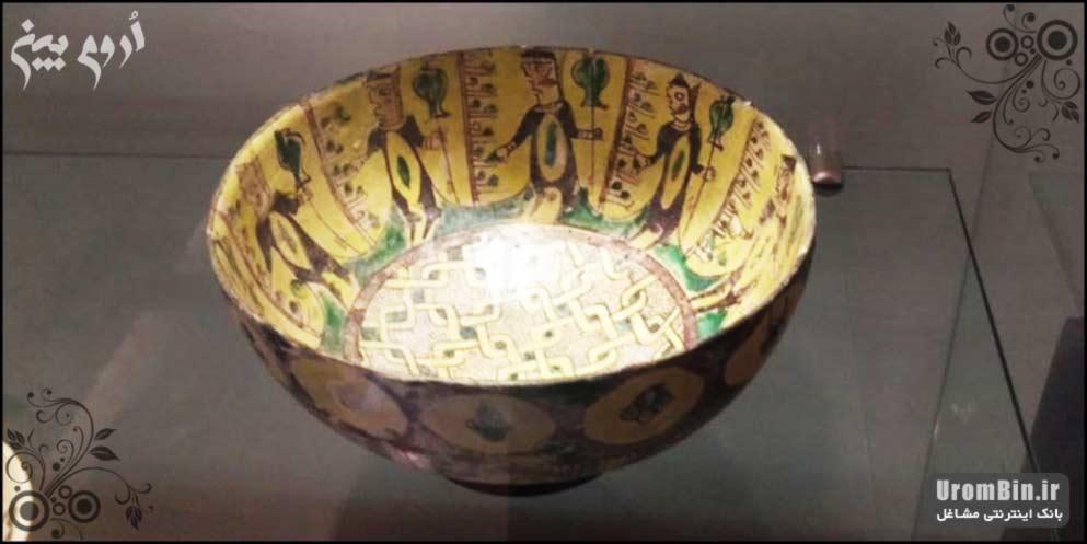 ظروف-موزه-ارومیه