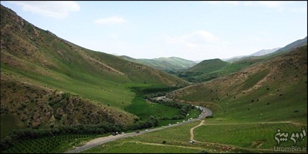 مسیر-خان-دره-سی