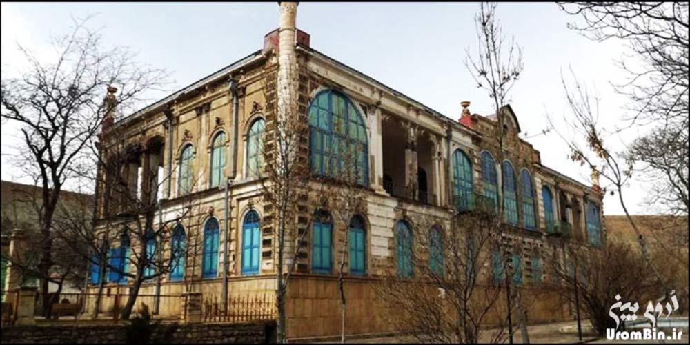 بنای کاخ باقچه جوق