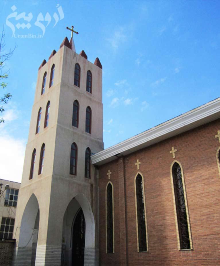 بنای کلیسای ننه مریم