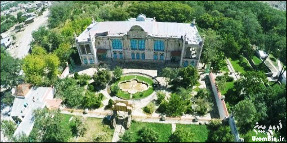 کاخ باغچه جوق