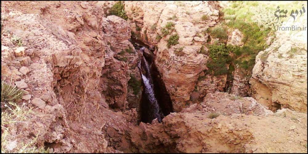 آبشار-قیزجه