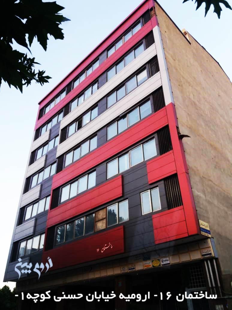 ساختمان 16 خیابان حسنی