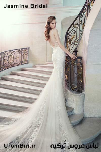 لباس عروس ENZOANI