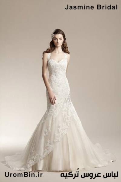 لباس عروس Jasmine Bridal
