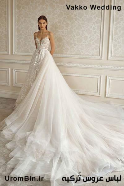 لباس عروس Vakko Wedding
