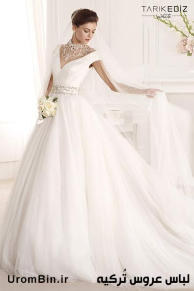 Tarik Ediz لباس عروس