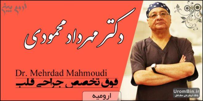 دکتر مهرداد محمودی فوق تخصص قلب